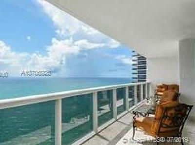 Hallandale Rental For Rent: 1800 S Ocean Dr #4302