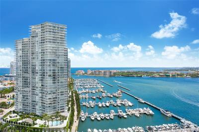 Miami Beach Condo For Sale: 450 Alton Rd #2203