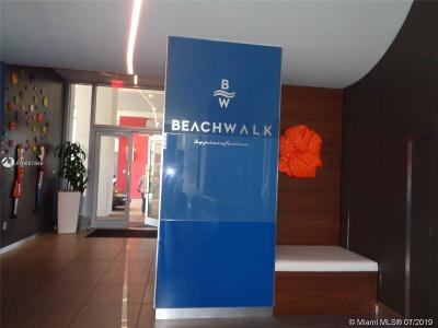 Hallandale Condo For Sale: 2600 E Hallandale Beach Blvd #T301