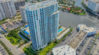 Hallandale Condo For Sale: 1945 S Ocean Dr #201