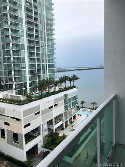 Moon Bay, Moon Bay Of Miami Condo, Moonbay, Moonbay Condo, Moon Bay Of Miami Condo For Sale: 520 NE 29th St #1201