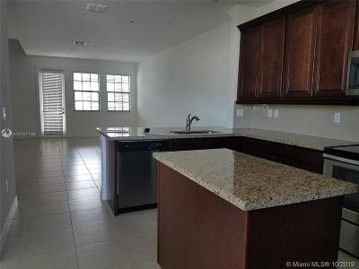 Pembroke Pines Condo/Townhouse For Sale: 11309 SW 15th St
