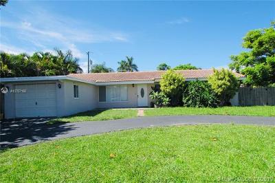 Boca Raton Single Family Home For Sale: 425 NE 33rd St