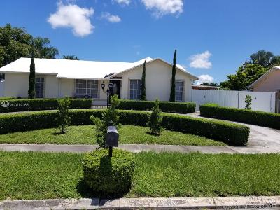 Homestead Single Family Home For Sale: 12354 SW 254th Ter