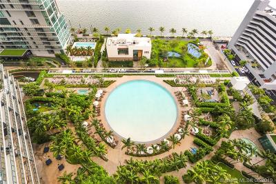 Miami Single Family Home For Sale: 480 NE 31 St #2007