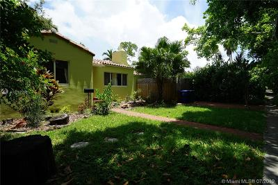 Miami Single Family Home For Sale: 3621 SW 3rd Ave
