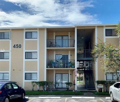 Pembroke Pines FL Condo/Townhouse For Sale: $148,000