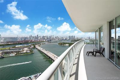 Miami Beach Condo For Sale: 450 Alton Rd #3001