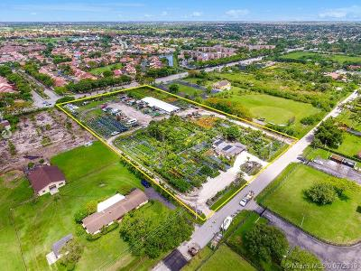 Miami FL Single Family Home For Sale: $1,800,000