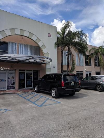 Doral Commercial For Sale: 7754 NW 46th St #27