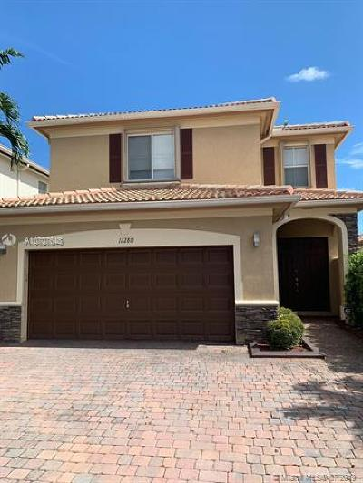 Doral Single Family Home For Sale: 11288 NW 44 Ter