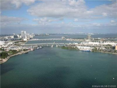Miami Condo For Sale: 848 Brickell Key Dr #3901