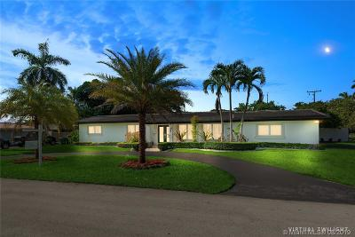 Pinecrest Single Family Home For Sale: 7670 SW 129th St