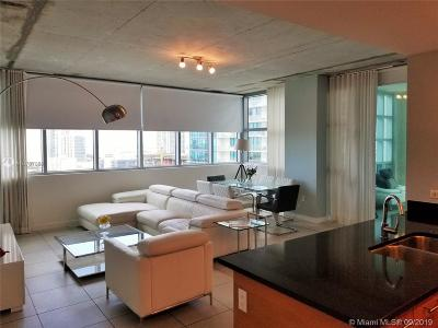 Miami-Dade County Condo For Sale: 3301 NE 1st Ave #H1602