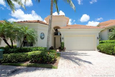 West Palm Beach Single Family Home For Sale: 8497 Legend Club Drive