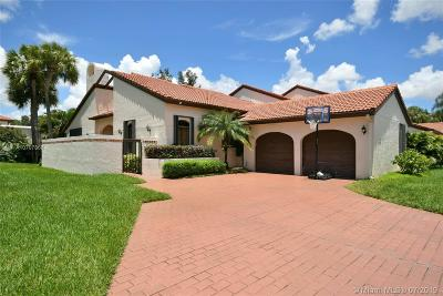 Doral Single Family Home For Sale: 9339 NW 48th Doral Ter