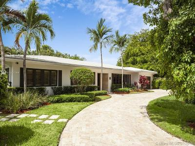 Coral Gables, South Miami Single Family Home For Sale: 1500 Campamento Ave