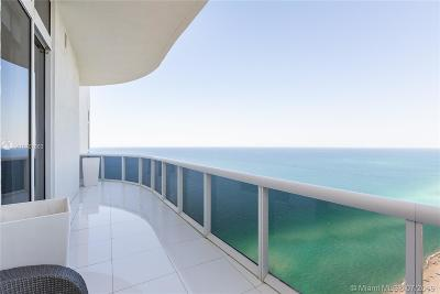 Sunny Isles Beach Condo For Sale: 15811 Collins Ave #4302