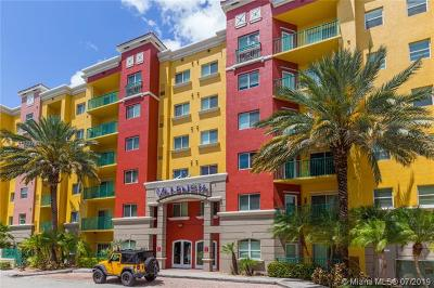 Valencia, Valencia Condo, Valencia Condominiums Rental For Rent: 6001 SW 70th St #143