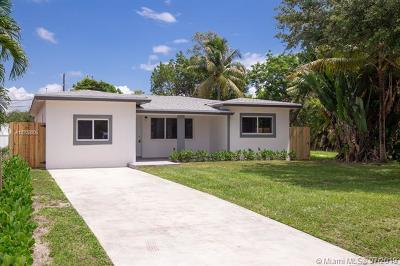 North Miami Beach Single Family Home For Sale: 1341 NE 158th St