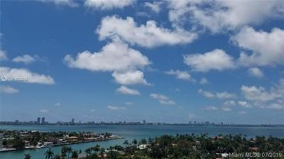 Miami-Dade County Condo For Sale: 7900 Harbor Island Dr #1525