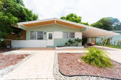Miramar Single Family Home For Sale: 6436 SW 20th St