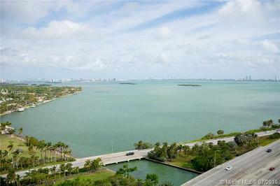 Miami Condo For Sale: 601 NE 36th St #1809