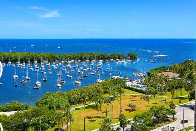 Coconut Grove FL Condo For Sale: $899,000