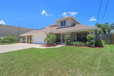 Jupiter Single Family Home For Sale: 6459 Ungerer St