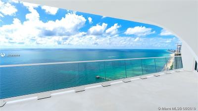 Sunny Isles Beach Condo For Sale: 16901 Collins Ave #3101