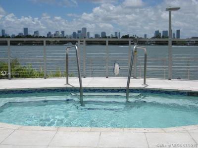 Miami Beach Condo For Sale: 800 West Ave #905