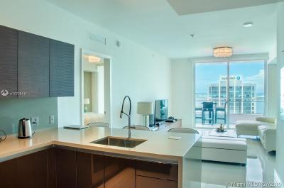 The Bond, The Bond (1080 Brickell), The Bond On Brickell, The Bondo (1080 Brickell) Rental For Rent: 1080 Brickell Ave #3502