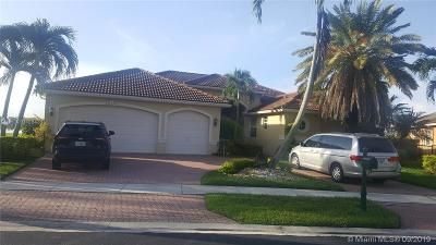 Miramar Single Family Home For Sale: 18640 SW 33rd Ct