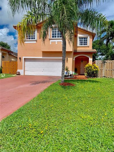 Cutler Bay Single Family Home For Sale: 21438 SW 88th Ave