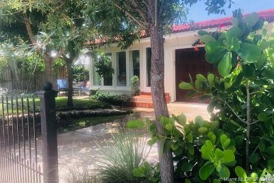 Lake Worth Single Family Home For Sale: 1615 N Lakeside Dr