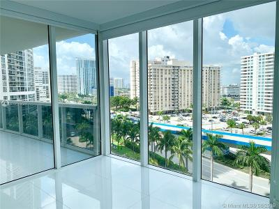 Hallandale Rental For Rent: 1800 S Ocean Dr #807