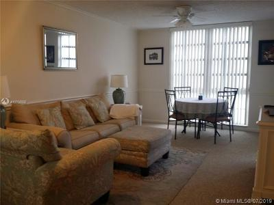 Coral Gables Rental For Rent: 1280 S Alhambra Cir #1307