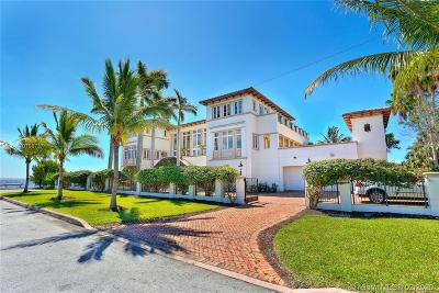 Coral Gables, South Miami Single Family Home For Sale: 650 Lugo Ave