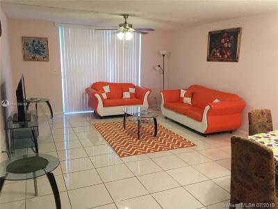 Hallandale Condo For Sale: 301 NE 14th Ave #500