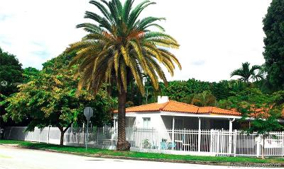 Miami-Dade County Single Family Home For Sale: 2300 SW 9th Ave