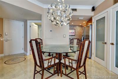 Akoya, Akoya Condo, Akoya Condominiums Rental For Rent: 6365 Collins Ave #906