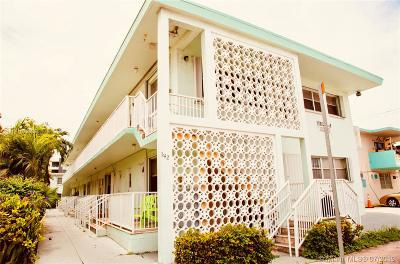 Miami Beach Condo For Sale: 542 Euclid Ave #12