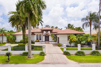 Miami Single Family Home For Sale: 12962 SW 27th St