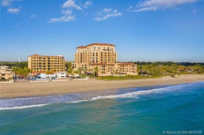 Hollywood Condo/Townhouse For Sale: 3415 N Ocean Dr #402