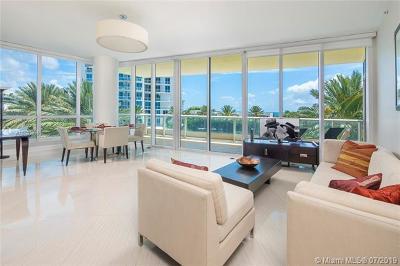 Miami Beach Condo For Sale: 100 S Pointe Dr #509