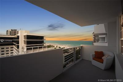 Decoplaage, Decoplage, Decoplage Condo, Decoplage Condominium, The Deco Plage Condo, The Decoplage, The Decoplage Condo, The Decoplage Condominium Condo For Sale: 100 Lincoln Rd #1202