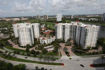 Aventura Condo For Sale: 20000 E Country Club Dr #510