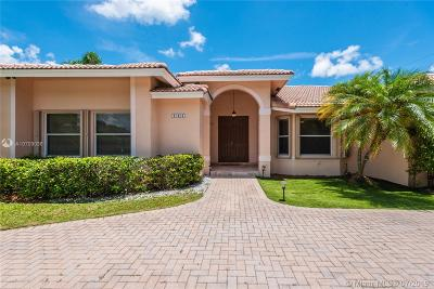 Miami Single Family Home For Sale: 13121 SW 107th Ave