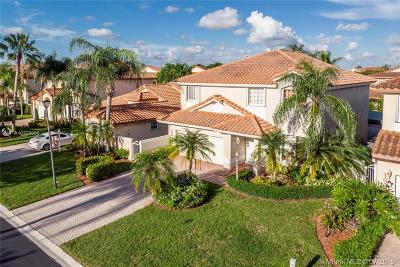 Doral Single Family Home For Sale: 10609 NW 54th St