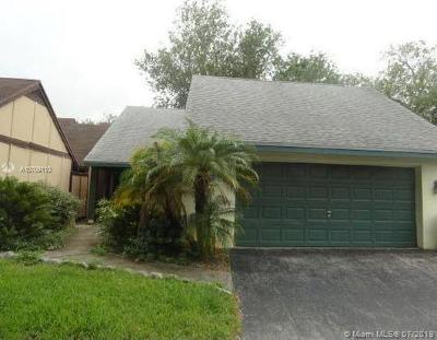 Homestead Single Family Home For Sale: 1467 Martin Ct